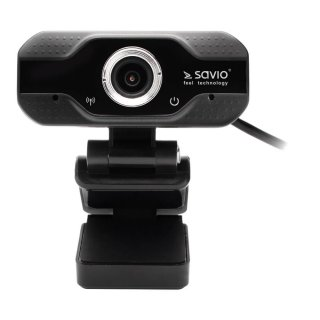 Kamera internetowa Savio CAK-01 Full HD 1080p