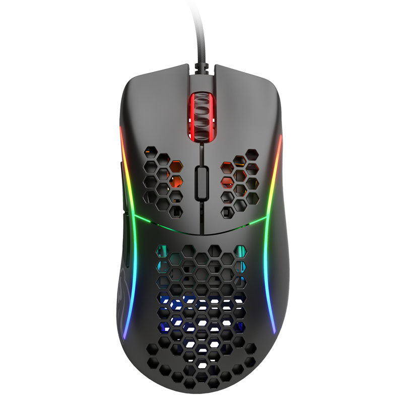 Mysz Glorious PC Gaming Race Model D Black
