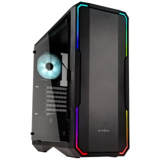 Obudowa BitFenix Enso RGB Tempered Glass Black