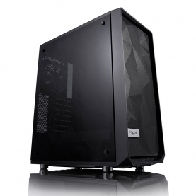 Obudowa Fractal Design Meshify C Blackout Tempered Glass