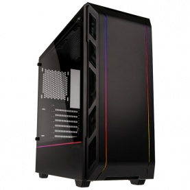 Obudowa Phanteks Eclipse P350X Tempered Glass Black