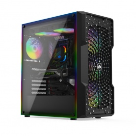 Obudowa SilentiumPC Astrum AT6V EVO TG ARGB Tempered Glass