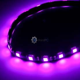 Taśma LED Bitfenix Alchemy 2.0 Magnetic Violet - 120mm