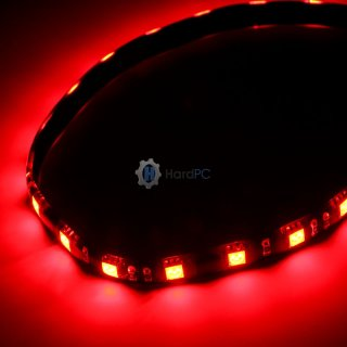 Taśma LED Bitfenix Alchemy 2.0 Magnetic Red - 500mm
