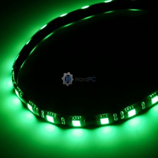 Taśma LED Bitfenix Alchemy 2.0 Magnetic Green - 500mm