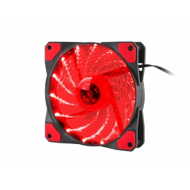 Wentylator Genesis Hydrion 120mm Red LED
