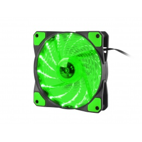 Wentylator Genesis Hydrion 120mm Green LED
